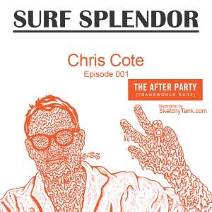 Chris Cote Cover Artwork 600x600
