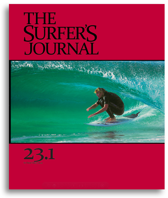 Noa Deane The Surfers Journal
