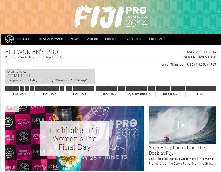 Fiji Pro Screenshot