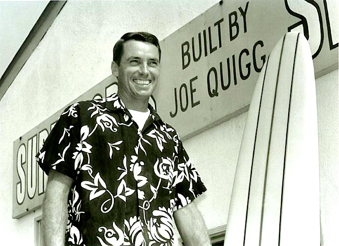 Joe Quigg, 1963 by Leroy Grannis