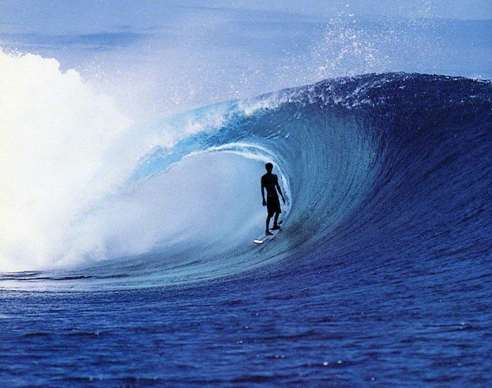 Timmy at Cloudbreak by Tom Servais.