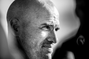 Kelly Slater, the face and founder of Outerknown. Photo: Taras