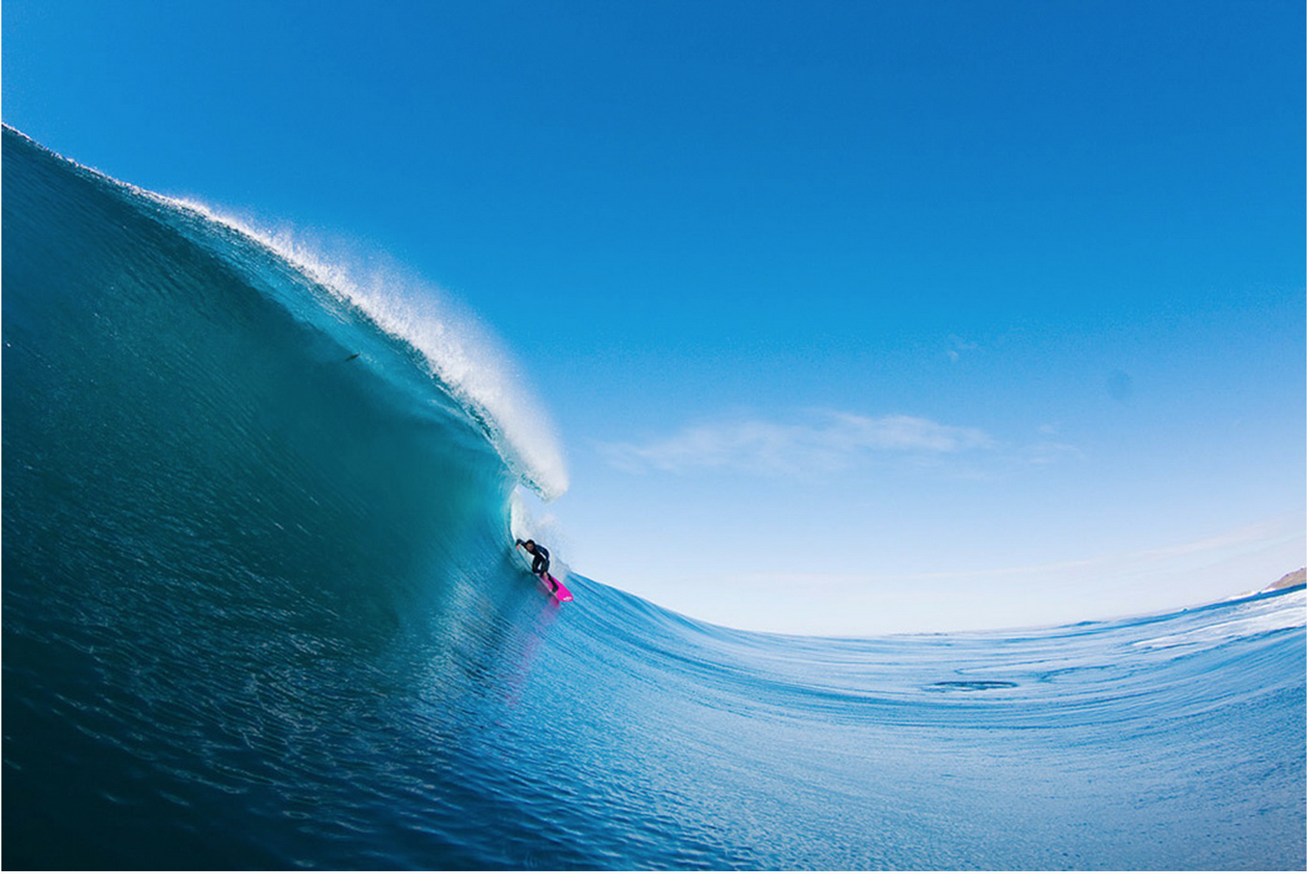 Quiksilver Surfing Wallpaper Todd's first major c...