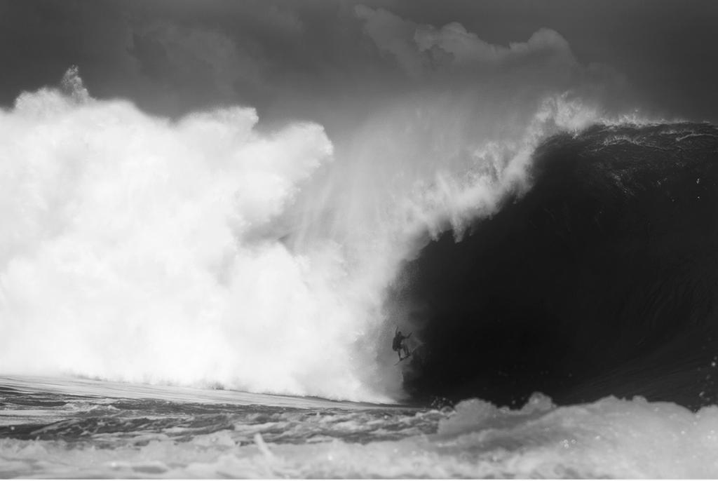 Nathan Fletcher, Teahupo'o, Code Red Swell, 2013