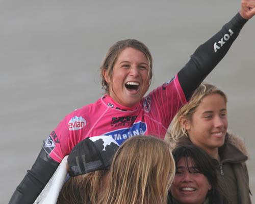 Sofia Mulanovich Champ