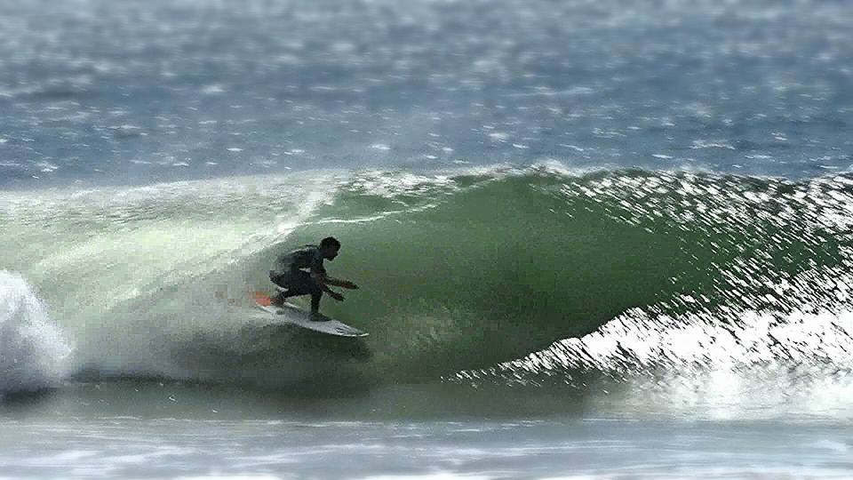 Rezzy at Panic Point. Photo by Jorge Herrera