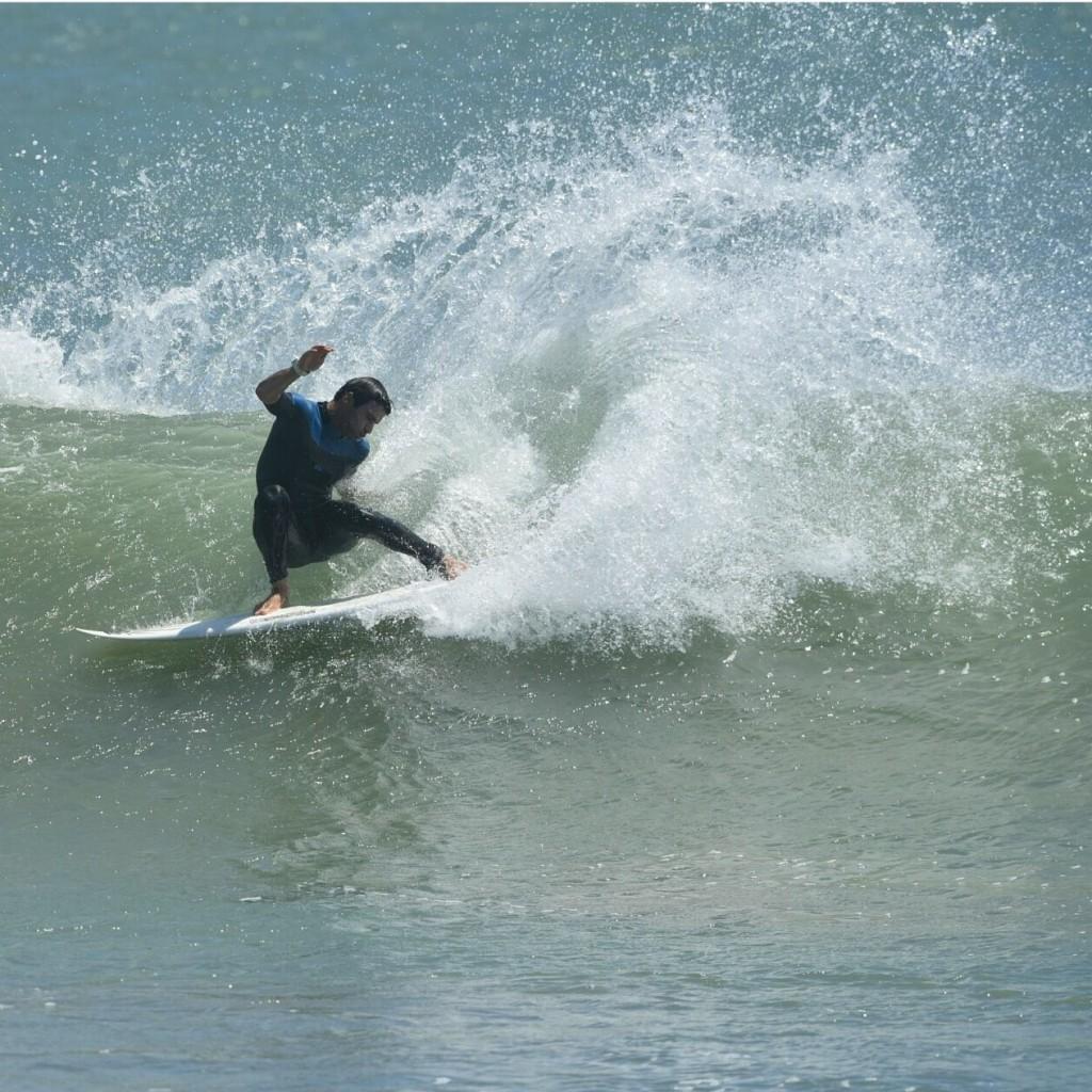 Rezzy at Panic Point. Photo: Jorge Herrera