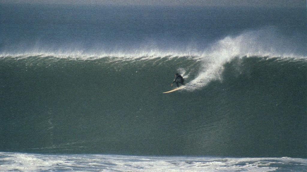 Renneker at Ocean Beach