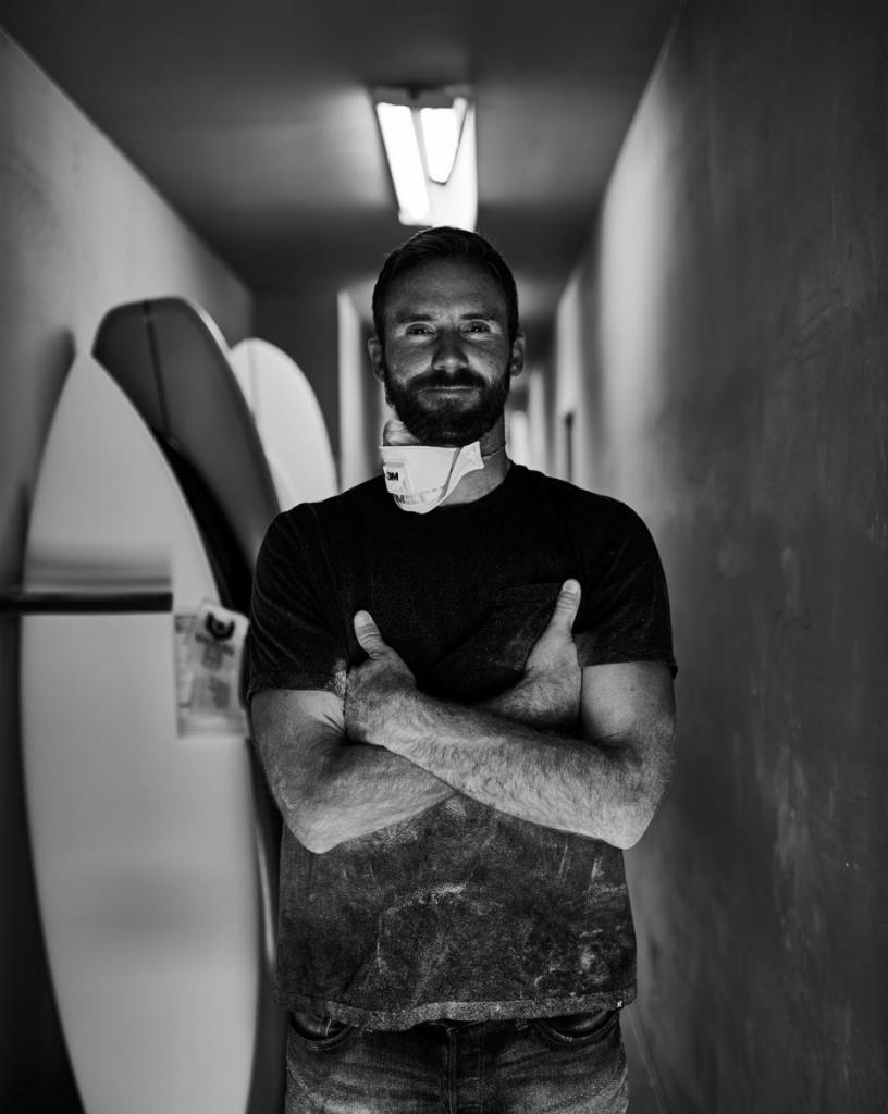 Matt Parker, Album Surf