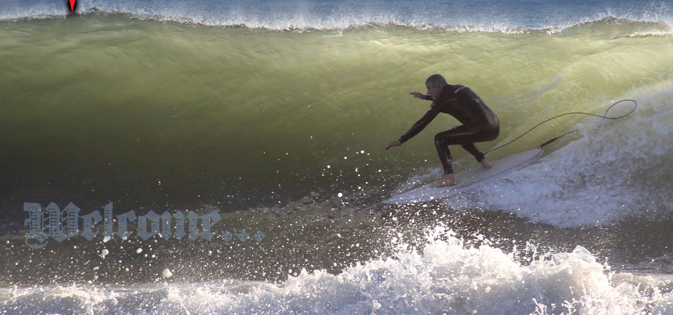Wayne about to get shacked somewhere near his Santa Barbara home.