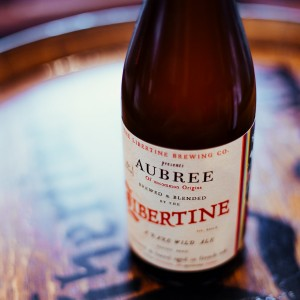 The Aubree Saison
